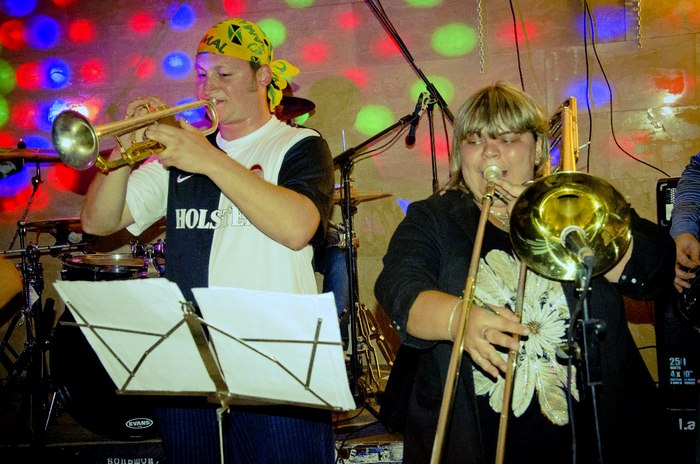 Луганск, Концерт группы Аперль. 8 сентября 2012 г.