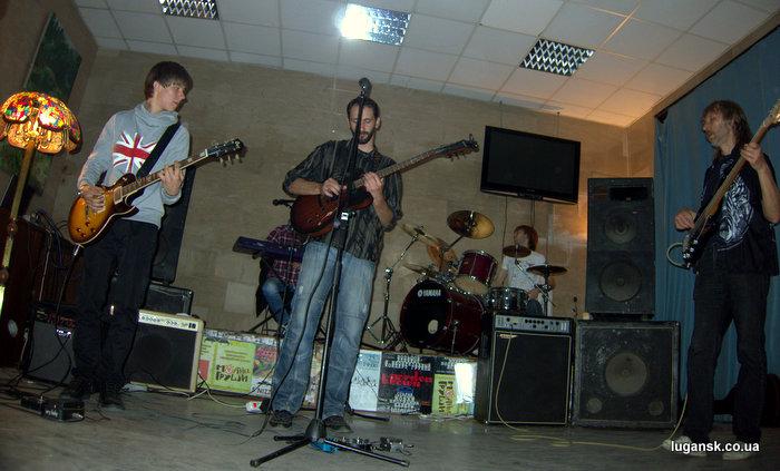 The Blues Nephews в Луганске