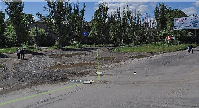 Поселок Юбиленый, Луганск.