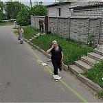 Панорамы Луганска: где-то в Камброде.