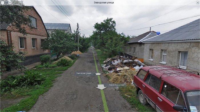 Панорамы Луганска: Камброд.