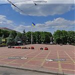 Панорама Луганска: