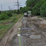 Панорама Луганска: ул. Грабовского.