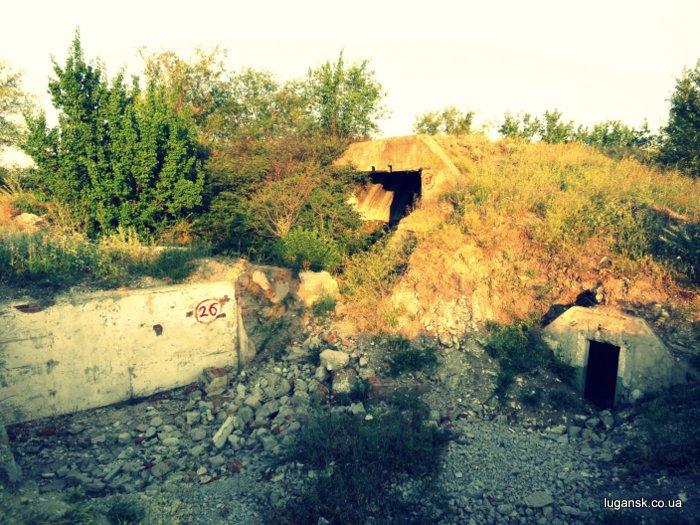 Вход в Бункер