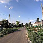 Центральная улица в Райовке.