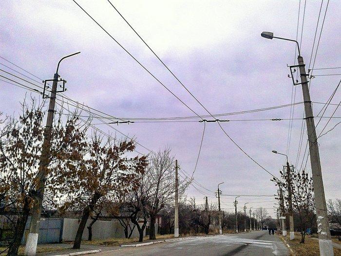 Алчевск троллейбусная линия