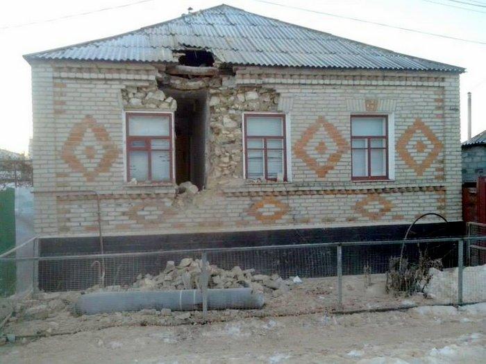 Луганск, Камброд ракета