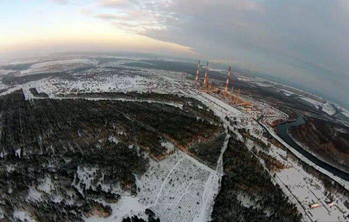 Счтастье, Луганская ТЭС