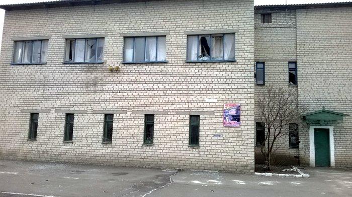 Камышеваха, обстрел, разрушения