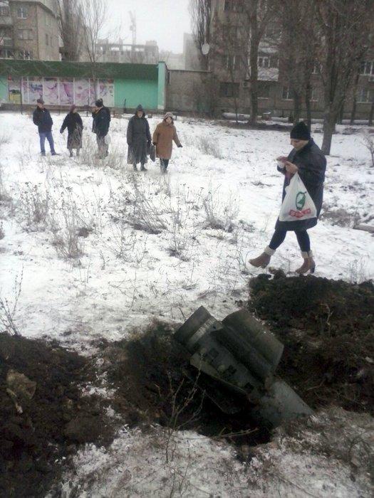 Смерч 11 и 12 февраля Луганск