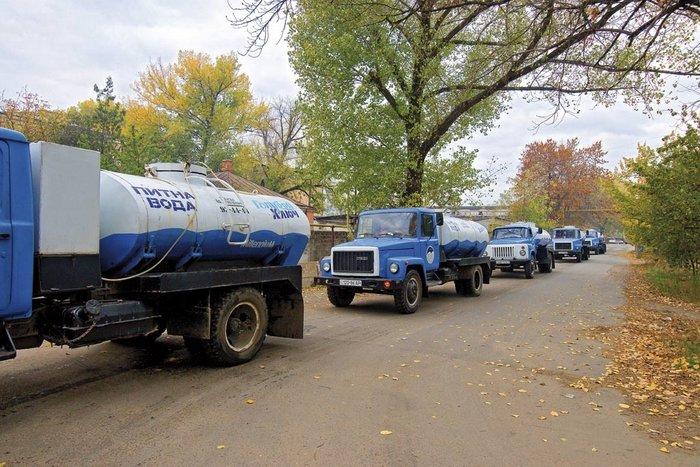 Луганск вода питьевая цена Голубой ключ
