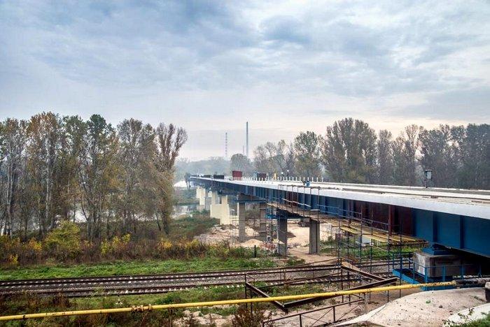 Мост Лисичанск Севереодонецк Украина