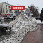 21 декабря 2009 в Луганске. Окопались.