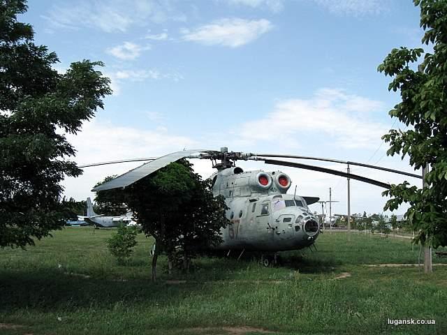 МИ-6 Многоцелевой транспортный самолет