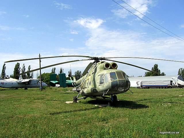 МИ-8Т Серийный многоцелевой вертолет