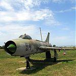СУ-7Б Фронтовой истребитель-бомбандировщик