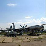 ТУ-142 самолет противолодочной обороны