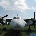 АН-26Ш Военно-транспортный грузовой самолет
