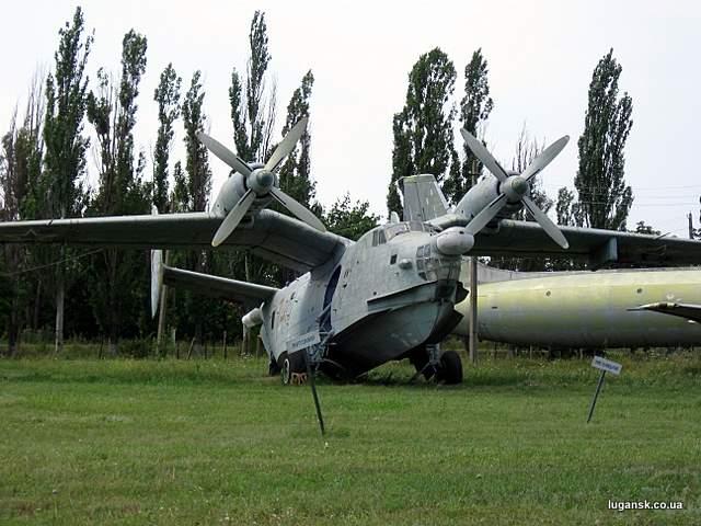 БЕ-12 Противолодочный самолет амфибия