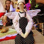 Ангел. Кукла хенд мейд