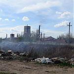 Юбилейный, Луганск - свалка
