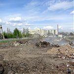 Луганск, Юбилейный - свалка