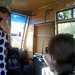 Наши сараи общественным транспортом кое кто называет!
